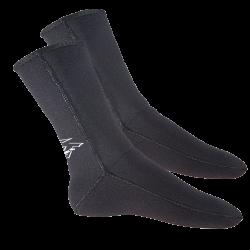 Socks Nylon/Nylon Black