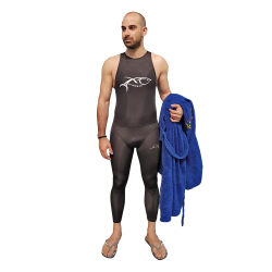 Swimsuit no sleeve